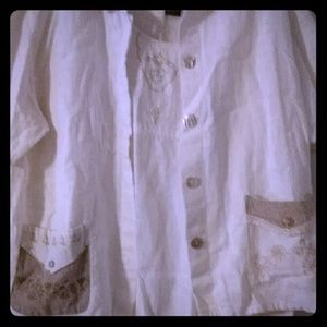 Positive Attitude Dresses - Positive Attitude 2 piece sety Maxi dress/jacket